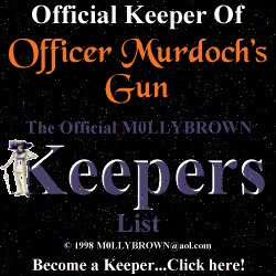 Murdoch's Gun - to save his life!!!
